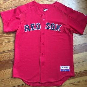 Men's RED SOX Jersey